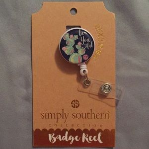 Simply Southern Badge Reel